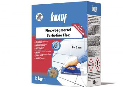 DUST FREE Flex-tegellijm-wit 5kg