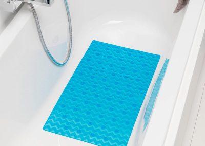 Sealskin leisure badmat 40x70cm blauw