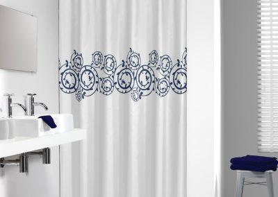 sealskin osaka douchegordijn textiel 180x200cm