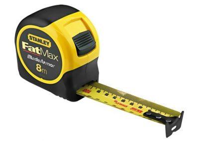 Stanley Fatmax Rolmeter 8m