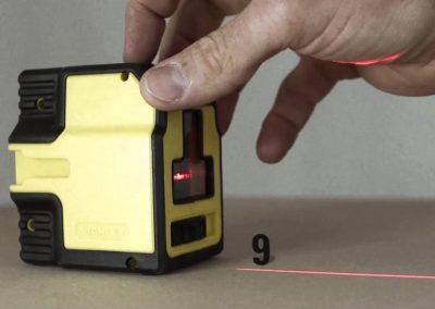 Meter laser Stanley