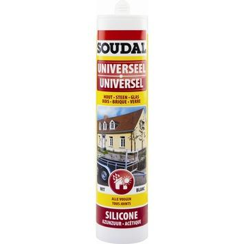 Soudal silicone universeel
