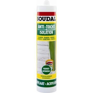 Soudal anti tocht acrylaat