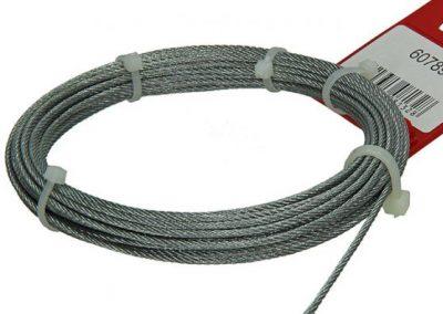 Stalen kabel