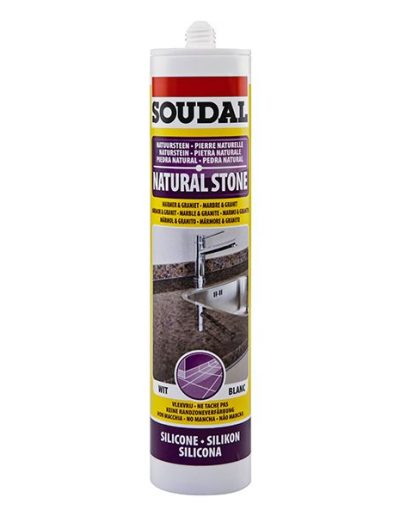 Soudal Natuursteen silicone