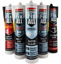 soudal Fix All silicone
