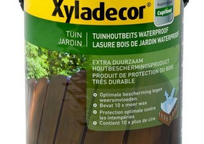 Xyladecor tuinhoutbeits waterproof