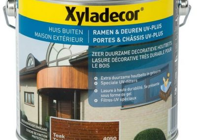 Xyladecor ramen en deuren uv plus