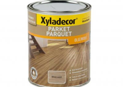 xyladecor parket olie white wash
