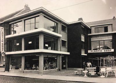 Oude winkel genaamd Plasticshop