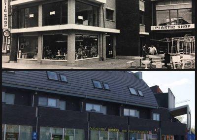 oude foto Rosiers bouwmarkt